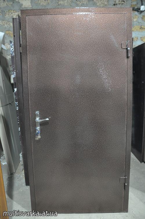 Как сделать двери из железа 169